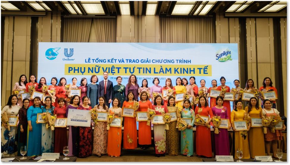 Hành động để phát triển bền vững tại Unilever Việt Nam