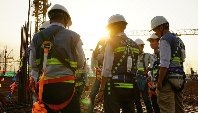 Nhà thầu xây dựng lớn nhất Việt Nam mong hưởng lợi từ căng thẳng Mỹ - Trung