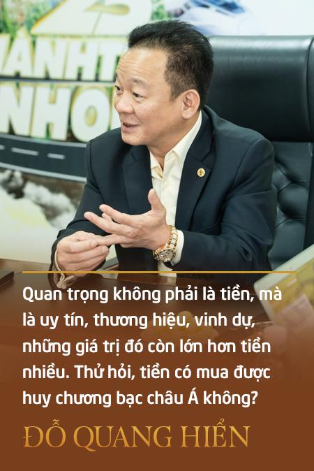 Chuyện 'xem giò' Đoàn Văn Hậu và triết lý kinh doanh dựa trên cái tâm của chủ tịch T&T Group Đỗ Quang Hiển 4