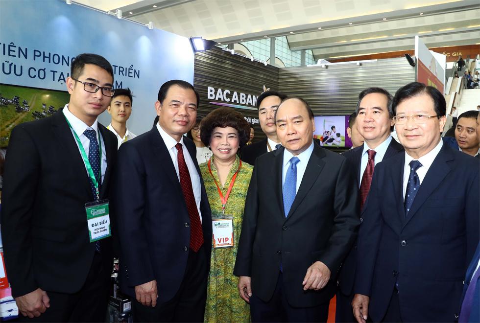 Bài toán đặt hàng của Thủ tướng cho toàn ngành nông nghiệp Việt Nam và lời giải của TH 1