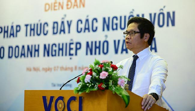 Chủ tịch VCCI: Doanh nghiệp nhỏ và vừa vẫn gặp khó khăn về vốn sau 30 năm đổi mới