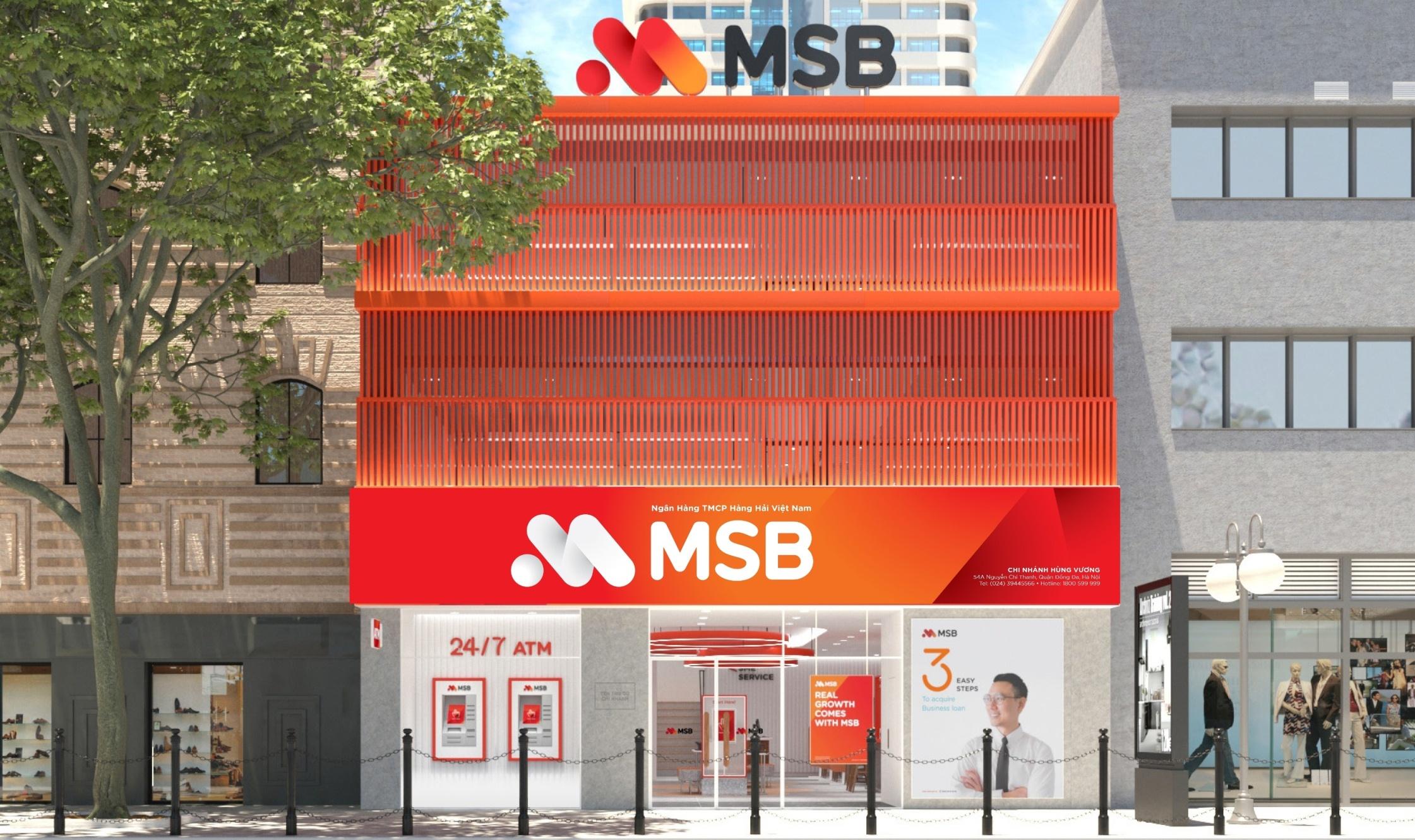 Ngày 14/1, Maritime Bank ra mắt thương hiệu mới