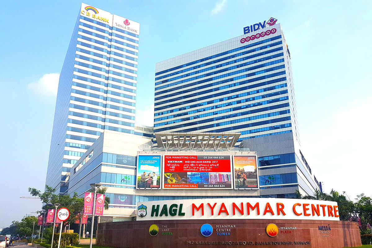 Hoàng Anh Gia Lai bán toàn bộ dự án tại Myanmar cho THACO