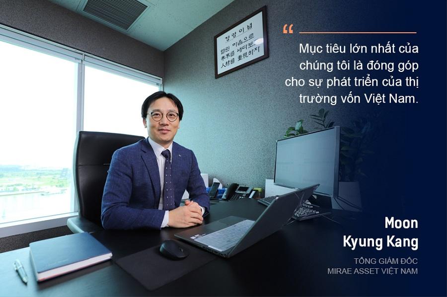 Tham vọng của Công ty Chứng khoán Mirae Asset Việt Nam 2