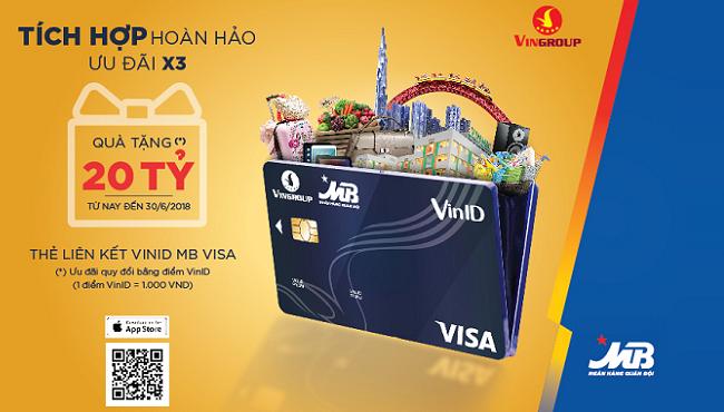 MB Bank dừng phát hành thẻ đồng thương hiệu MB VinID