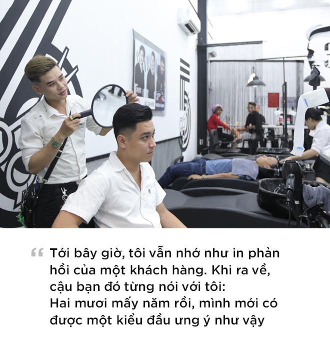 Chuyện chưa kể về 30Shine - chuỗi cắt tóc nam lớn nhất Việt Nam 14
