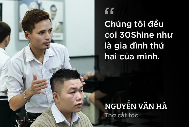 Chuyện chưa kể về 30Shine - chuỗi cắt tóc nam lớn nhất Việt Nam 17