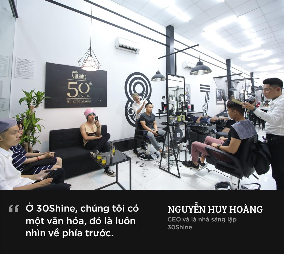 Chuyện chưa kể về 30Shine - chuỗi cắt tóc nam lớn nhất Việt Nam 19