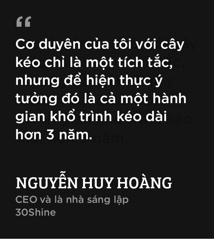 Chuyện chưa kể về 30Shine - chuỗi cắt tóc nam lớn nhất Việt Nam 4
