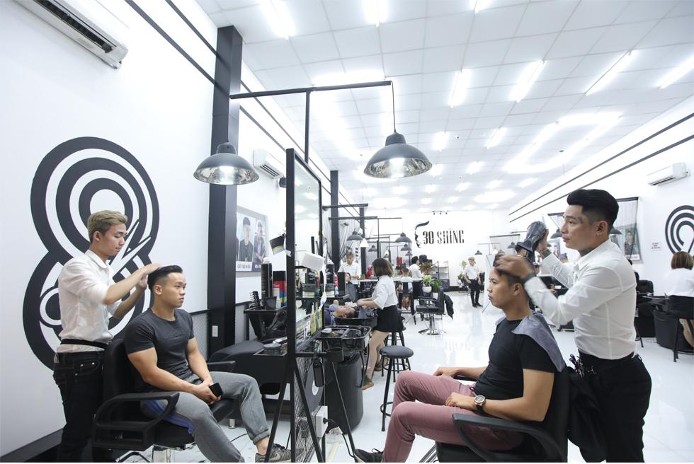 Chuyện chưa kể về 30Shine - chuỗi cắt tóc nam lớn nhất Việt Nam 5