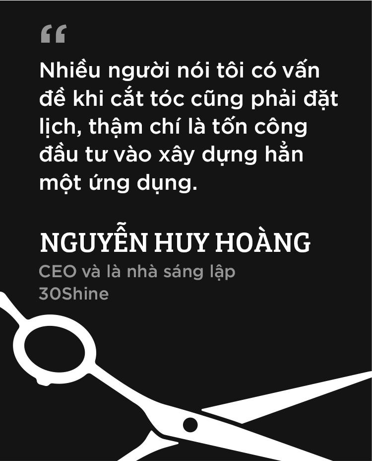 Chuyện chưa kể về 30Shine - chuỗi cắt tóc nam lớn nhất Việt Nam 12