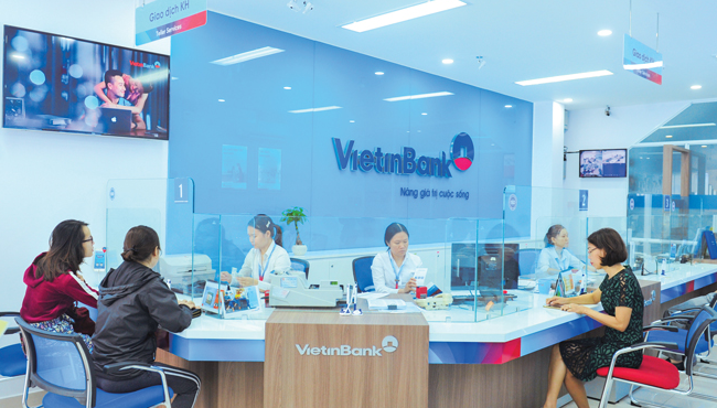 Thu nhập ngoài lãi của Vietinbank tăng trưởng 27%