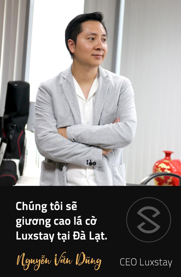 CEO Luxstay tham vọng dẫn đầu thị trường homestay Đà Lạt 4