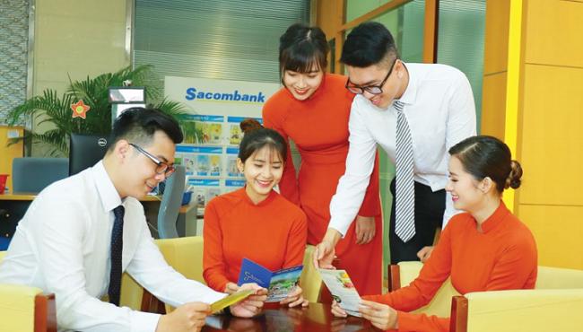 Sacombank muốn thưởng lớn cho ban lãnh đạo, nhân viên