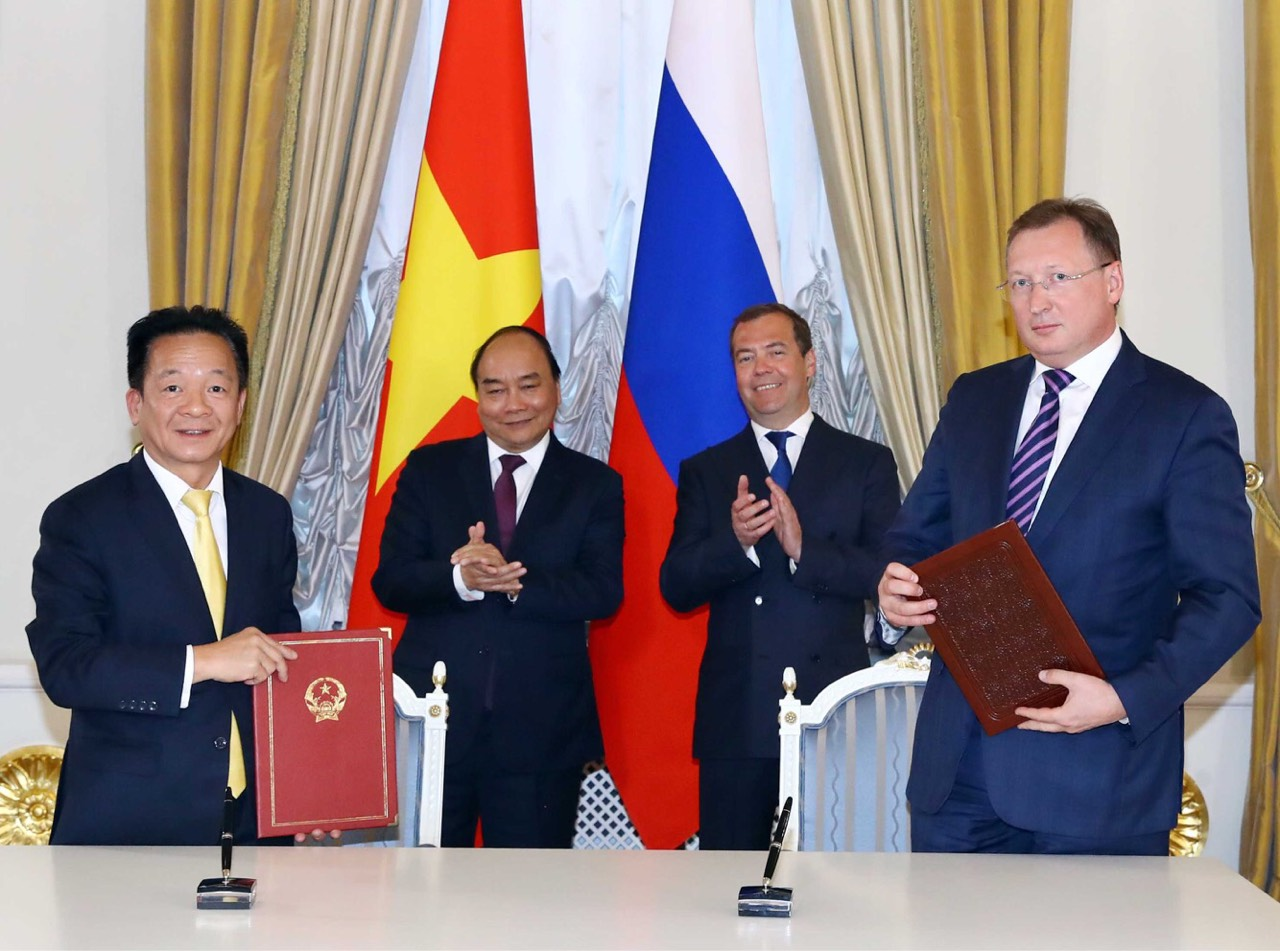 Tập đoàn T&T Group lập công ty tại Nga 3