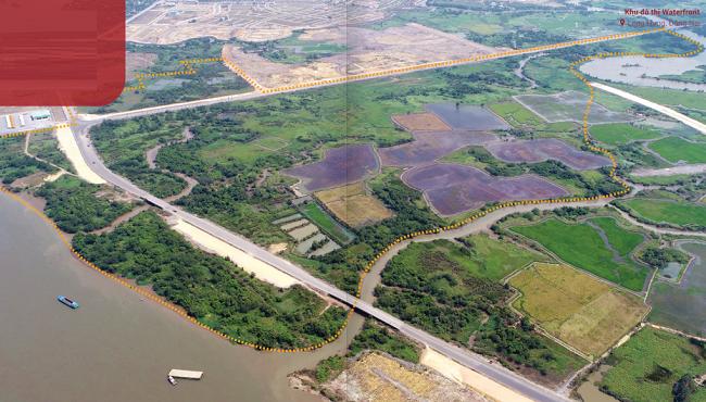 Nam Long chưa mua xong dự án Waterfront Đồng Nai? 1