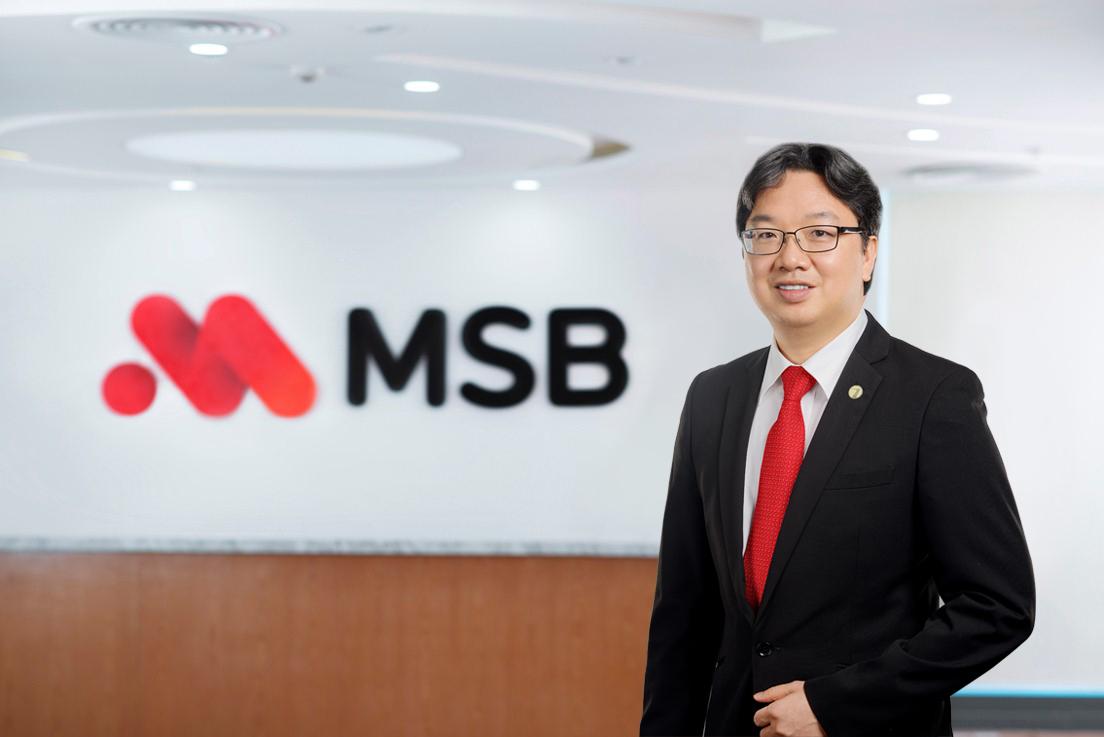MSB thay Tổng Giám đốc 1