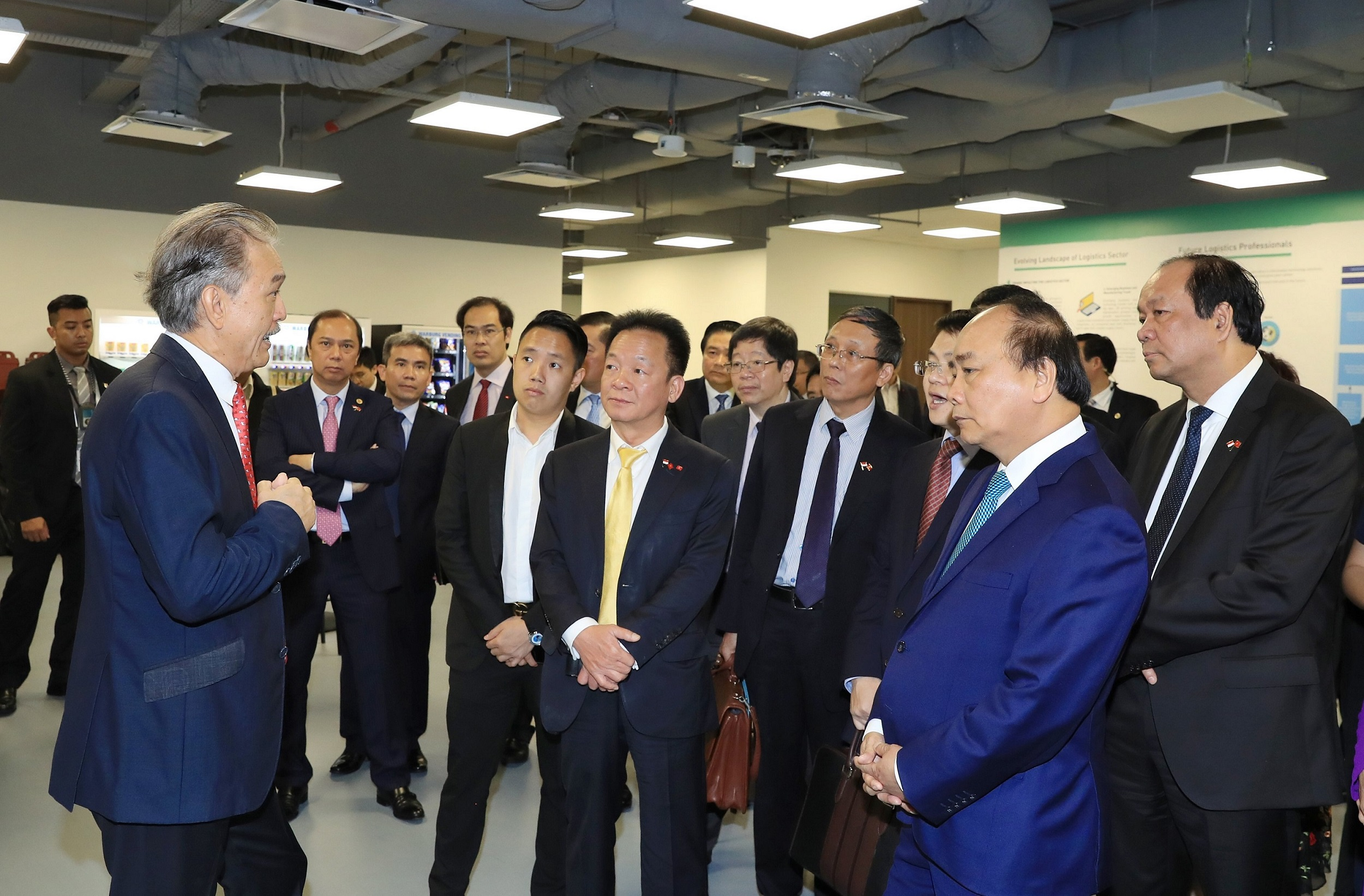 T&T Group khởi động mạng lưới logistics thông minh ASEAN 1