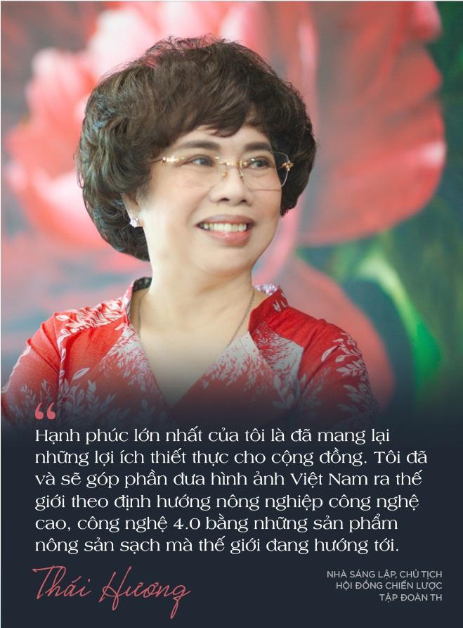 Anh hùng Lao động Thái Hương: Luôn mong muốn được chia sẻ và làm việc tốt cho xã hội 6