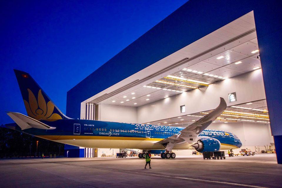 Vietnam Airlines rao cho thuê lại máy bay