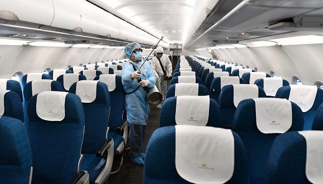 Nguy cơ chấm dứt bùng nổ du lịch hàng không vì Covid-19