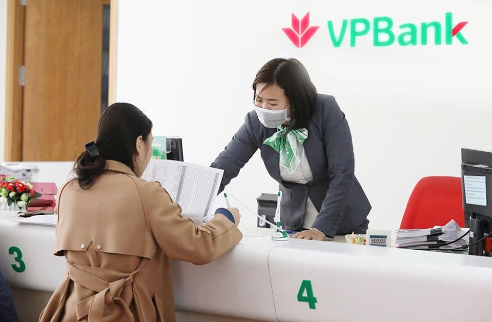 Số khách hàng VPBank xin giãn nợ vì dịch Covid-19 chiếm tỷ lệ nhỏ