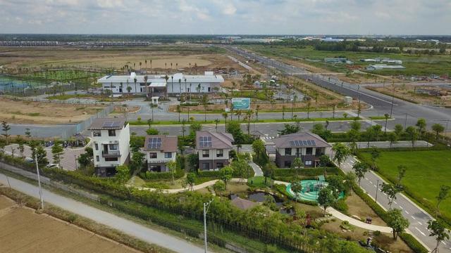 Nam Long thế chấp dự án Long An để vay 500 tỷ đồng trái phiếu