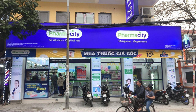 Từ nhà thuốc đơn lẻ tới chuỗi 328 cửa hàng Pharmacity