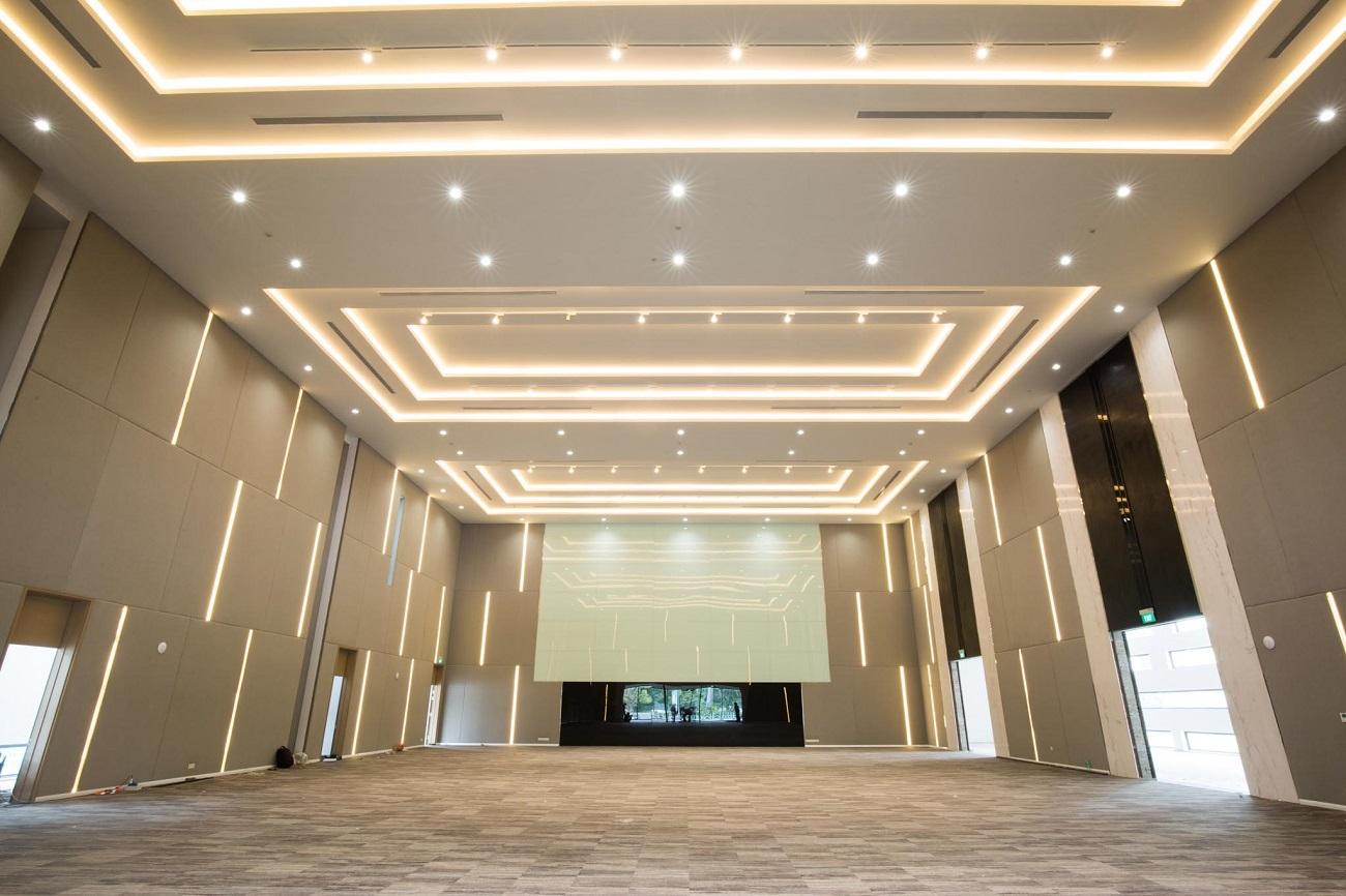 Vietcombank chi hơn 563 tỷ xây trung tâm đào tạo ở Ecopark 6