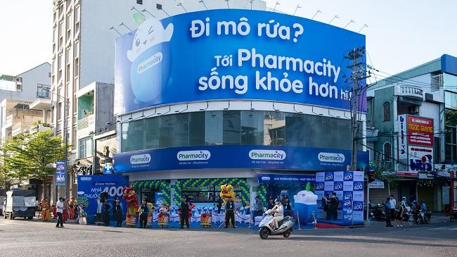 Pharmacity cán mốc 400 nhà thuốc trên toàn quốc
