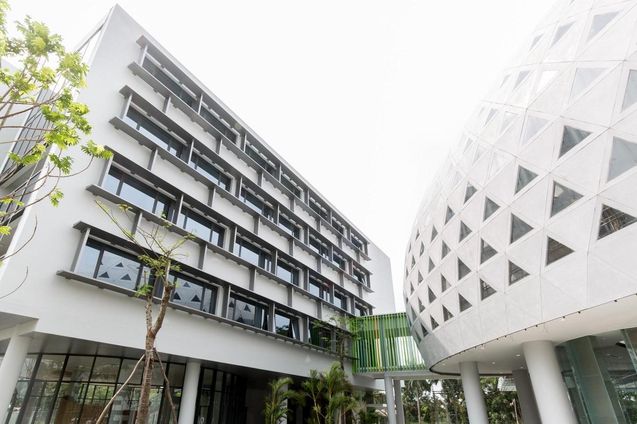 Vietcombank chi hơn 563 tỷ xây trung tâm đào tạo ở Ecopark 4