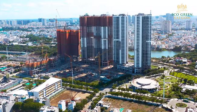 Ai sở hữu dự án Eco Green Sài Gòn?