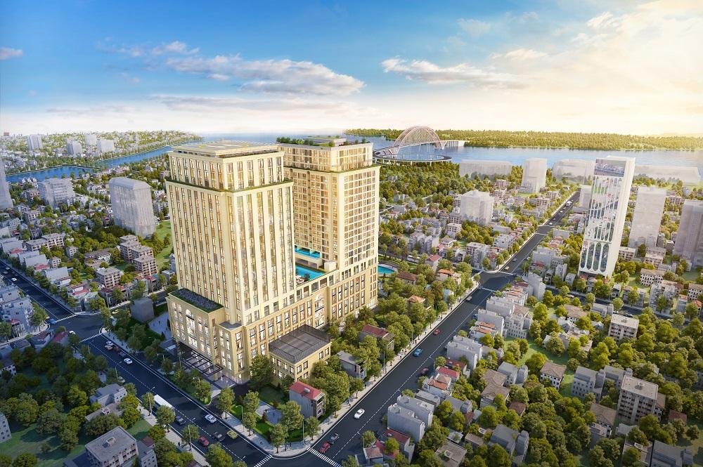 BRG Land và Savills ký hợp đồng quản lý vận hành tòa tháp BRG Legend 1