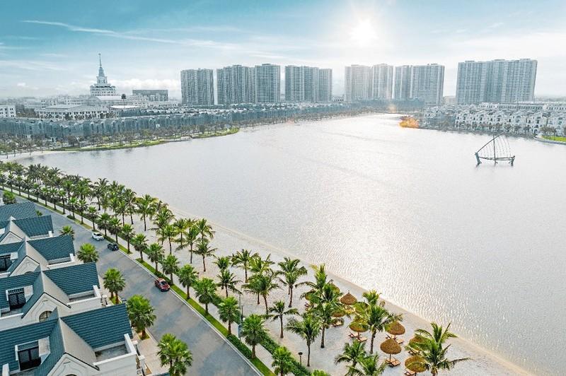 'Làn sóng' phát triển đại đô thị