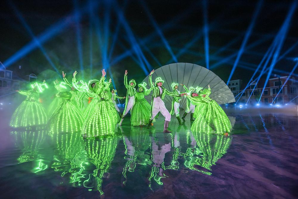 Đột nhập hậu trường các show diễn triệu đô tại Phú Quốc United Center trước giờ khai trương 8