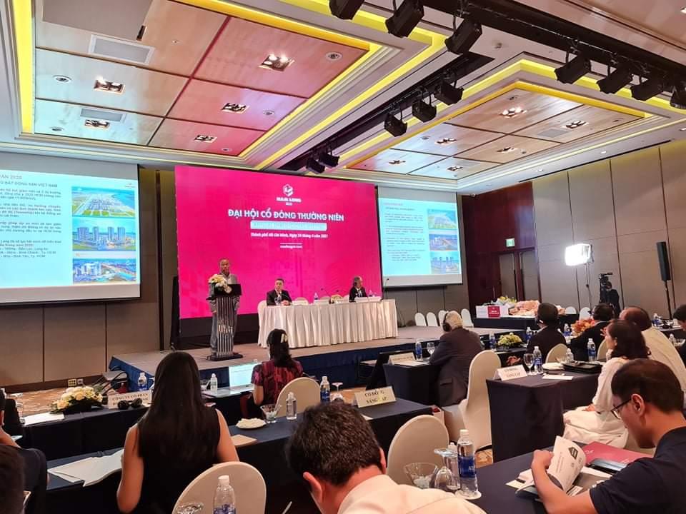 Nam Long dự kiến tăng trưởng 30% mỗi năm trong giai đoạn 2021 - 2023