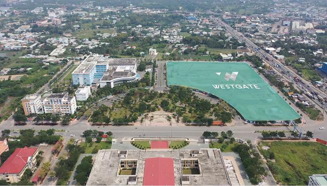An Gia thế chấp dự án WestGate cho khoản vay 650 tỷ đồng