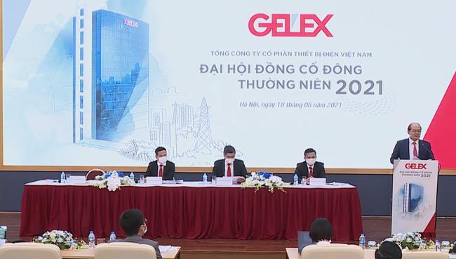 Gelex đổi tên và chuyển sang mô hình holdings