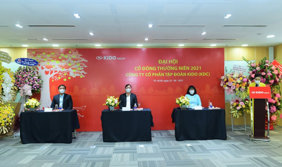 KIDO đẩy mạnh hợp nhất các công ty thành viên