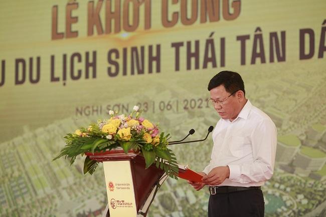 T&T Group khởi công dự án Khu du lịch sinh thái biển tại Thanh Hóa 3