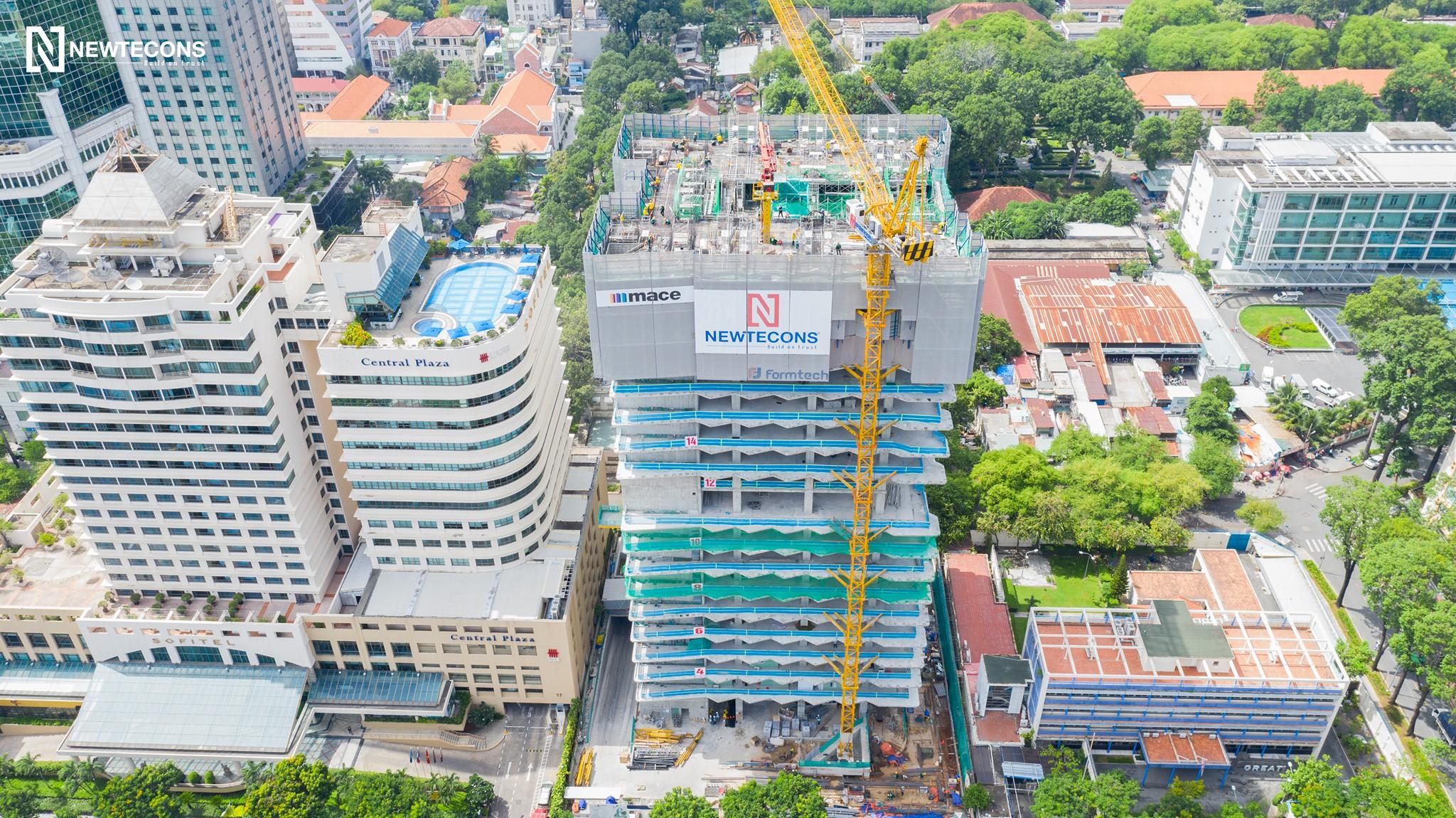 Nguồn gốc đất công 2 tòa nhà Techcombank ở Hà Nội và TP.HCM