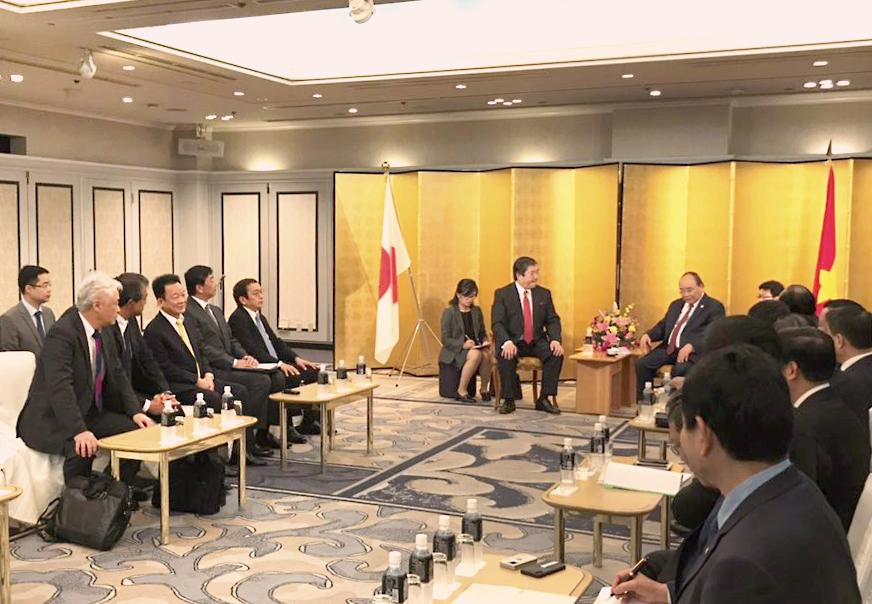 T&T Group ký kết thỏa thuận hợp tác cùng Tập đoàn Mitsui và Tập đoàn y tế EIWAKAI