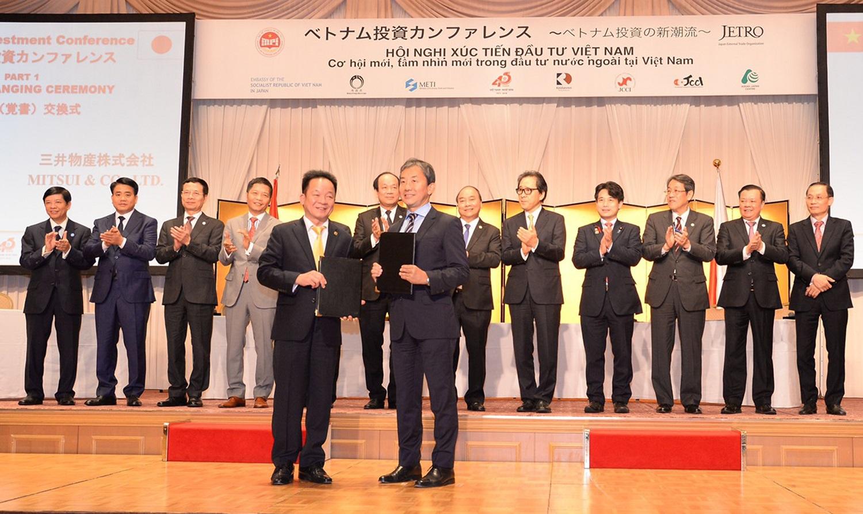T&T Group ký kết thỏa thuận hợp tác cùng Tập đoàn Mitsui và Tập đoàn y tế EIWAKAI 1
