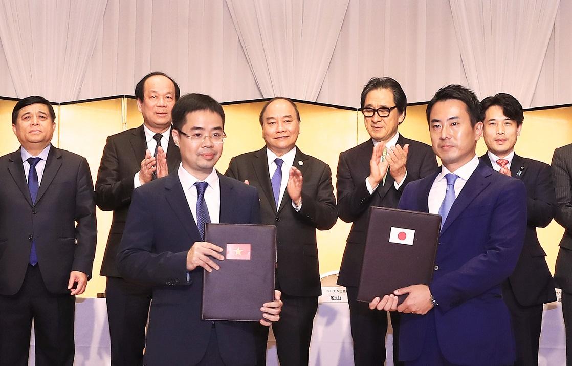 T&T Group ký kết thỏa thuận hợp tác cùng Tập đoàn Mitsui và Tập đoàn y tế EIWAKAI 2