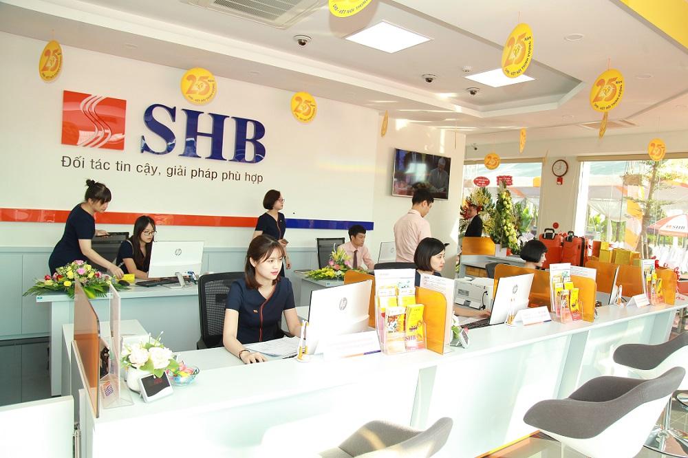 SHB khai trương chi nhánh Nam Định 4