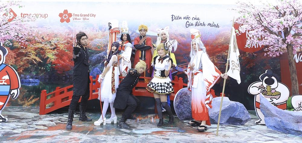 Choáng ngợp Ngày hội văn hóa Nhật Bản lần đầu xuất hiện tại Phúc Yên 4