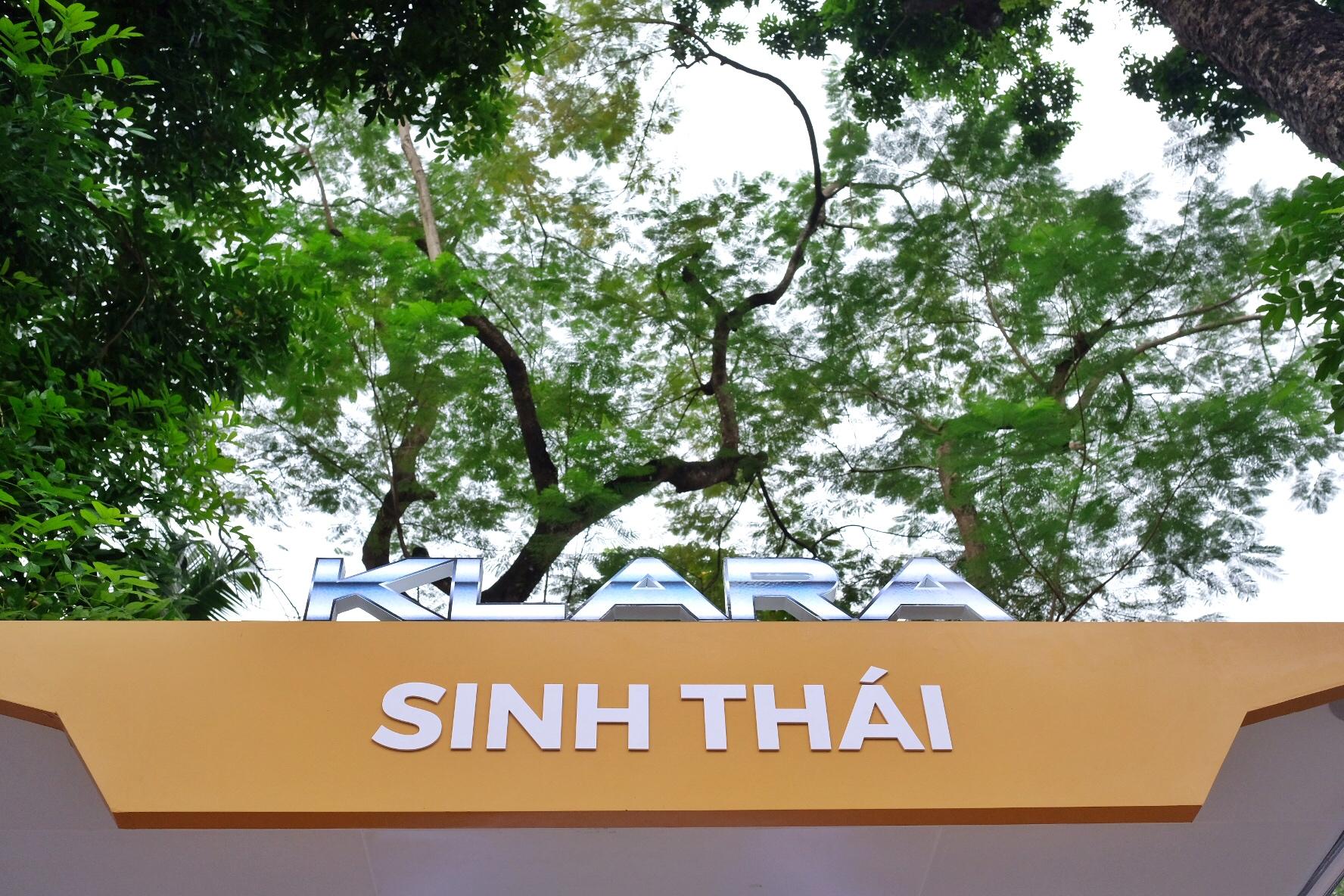 Những hình ảnh mới nhất của ô tô Vinfast chuẩn bị lễ ra mắt tại Hà Nội 11