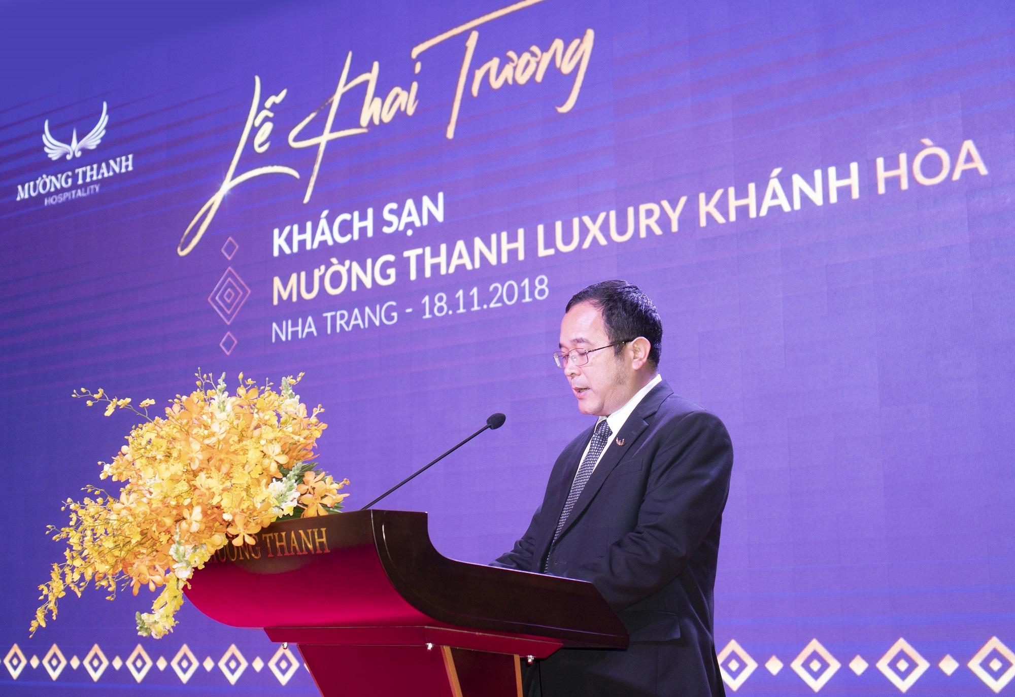 Khai trương khách sạn Mường Thanh Luxury Khánh Hòa 2