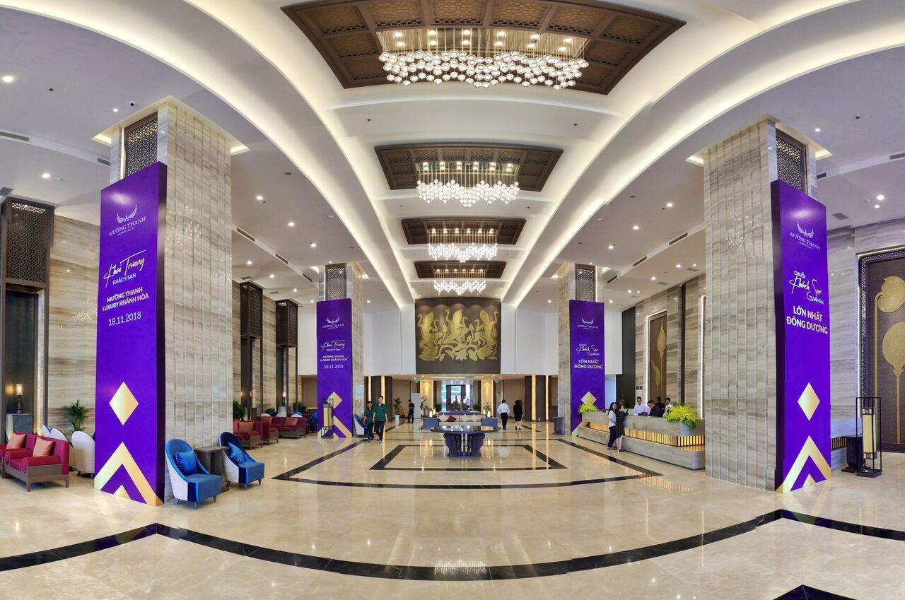 Khai trương khách sạn Mường Thanh Luxury Khánh Hòa 1