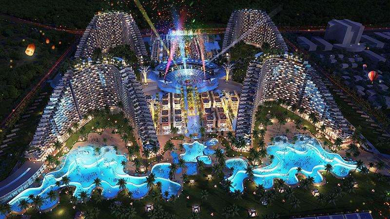 The Arena - Cửa ngõ Cam Ranh, điểm đến sôi động